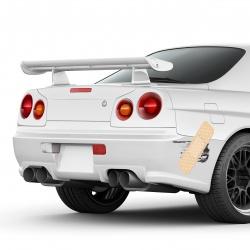 Drift plaster - plaster na samochód